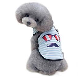WEUIE Clearance Sale! Puppy Clothes Small Dog Vest Pet Dog G