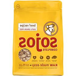 Sojos Natural Pet Food Complete Grain Free Freeze-Dried Beef