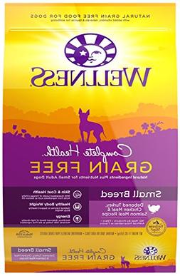 Wellness Complete Health Natural Grain Free Dry Small Breed