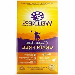 Wellness Complete Health Natural Grain Free Dry Puppy Food,