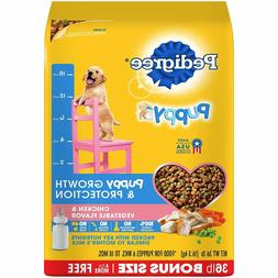complete nutrition puppy dry dog food 36