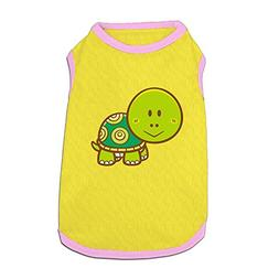Crawling Turtles Puppy Dogs Shirts Costume Pets Clothing War