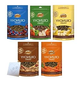 Nutro All Natural Crunchy Training Treats for Dogs 5 Flavor