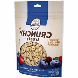 NUTRO Crunchy Dog Treats with Real Mixed Berries, 16 oz. Bag