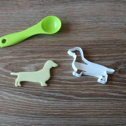 dachshund cookie cutter dog pup pet treat