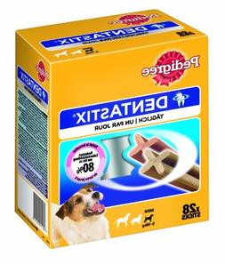 Pedigree DentaStix Small Dog Chews 28 per pack