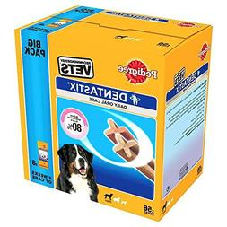 Pedigree DentaStix Large Dog Chews 56 per pack