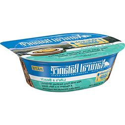 Natural Balance Delectable Delights Wet Cat Food Pate, Life'