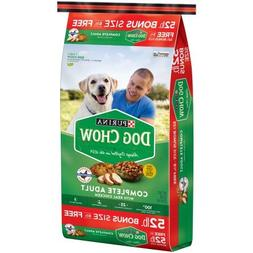 dog chow complete food
