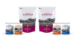 Diamond Naturals Dog Food Canned Wet and 2 bags Chicken Dog