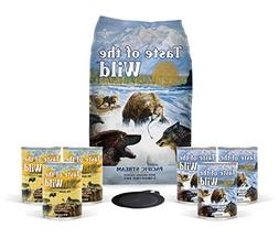 Taste of the Wild Dog-Food Grain Free Pacific Stream Salmon