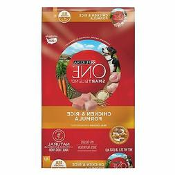 DOG FOOD Purina ONE Natural Dry SmartBlend Chicken & Rice Fo