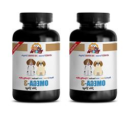 dog immune system booster - OMEGA 3 - DOG CHEWY SOFTGELS - S