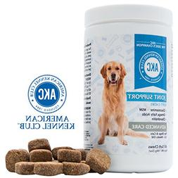 Dog Joint Advanced Supplement Soft Chews with Glucosamine, C