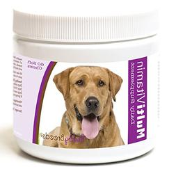 Healthy Breeds Dog One A Day Vitamin Soft Chews for Labrador