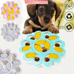 Dog Puppy Cat Food Interactive Toys Smart Training Games Pet