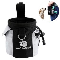Dog Puppy Pets Obedience Training Treat Bag Feed Bait Snack