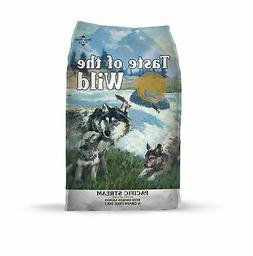 Taste of the Wild Grain-Free Pacific Stream Dry Dog Food for