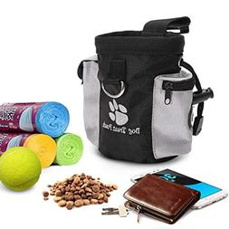 FOCUSPET Dog Treat Training Pouch, Easily Carries Pet Hands