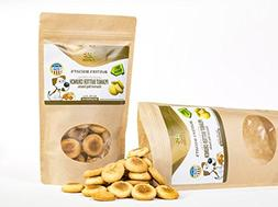 Dog Treats, Dog Snacks and Cookies For Dog Training - All Na