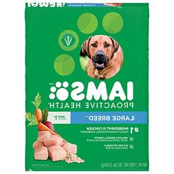 Iams Dry Dog Food Large Breed Adult Dry Dog Food 38.5 Pounds