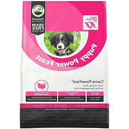 Only Natural Pet Dry Dog Food Puppy Power Feast Canine Power