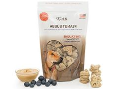 All Natural Dry Dog Training Treats - Low Calorie - Limited