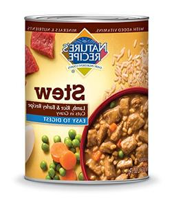 Nature'S Recipe Easy To Digest Wet Dog Food, Lamb, Rice & Ba
