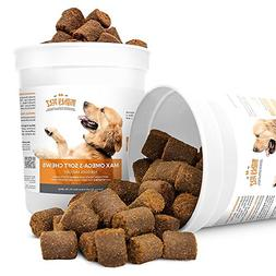 Mighty Petz Fish Oil Omega-3 Chews For Dogs & Cats and Bonus