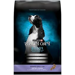 Purina Pro Plan FOCUS Small Bites Lamb & Rice Formula Dry Do