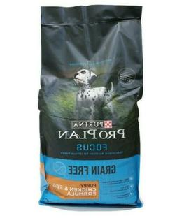 Purina Pro Plan Focus Grain Free Formula Dry Puppy Food - 4