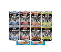 Merrick Grain Free Dog Food-Backcountry Canned Variety 10 Pa