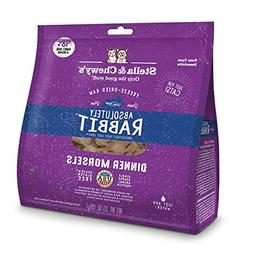 Stella & Chewy's Freeze-Dried Raw Absolutely Rabbit Dinner M