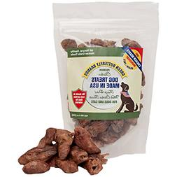 Green Butterfly Brands Freeze Dried Whole Chicken Hearts for
