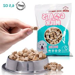 Goats Milk Dog Food Supplement: Complete 3-Step Healthy Grow