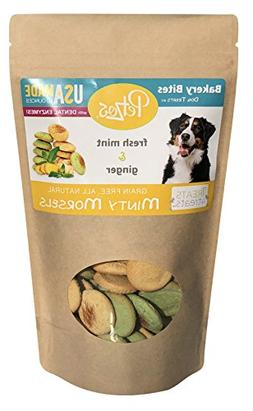 Petzos 100% All Natural Gourmet Grain Free Dog Treats | Hypo