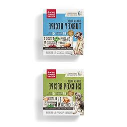 Honest Kitchen Grain Free Dehydrated Dog Food 2 Pack Bundle;