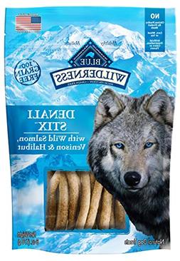 Blue Wilderness Grain Free Denali Stix With Wild Salmon, Ven