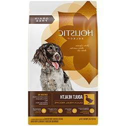 Holistic Select Natural Grain Free Dry Dog Food, Duck Meal R