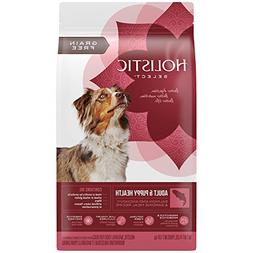Holistic Select Natural Grain Free Dry Dog Food, Adult & Pup