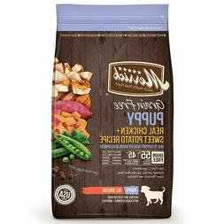 Merrick Grain Free Puppy Recipe Dry Dog Food 25Lbs Bag