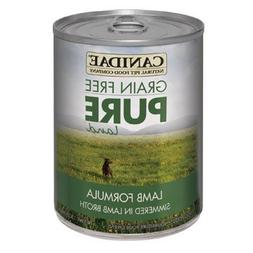 Canidae Grain Free Pure Land Lamb Canned Dog Food, Case of 1
