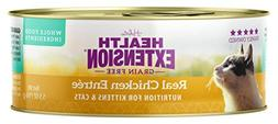 Health Extension Grain Free Real Chicken Entree 5.5-ounces,