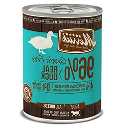 Merrick Grain Free 13.2-Ounce Real Duck Dog Food, 12 Count C