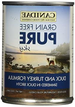 Canidae Grain Free Pure Sky Duck & Turkey Canned Dog Food, C