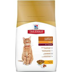 Hill'S Science Diet Adult Hairball Control Cat Food, Light C