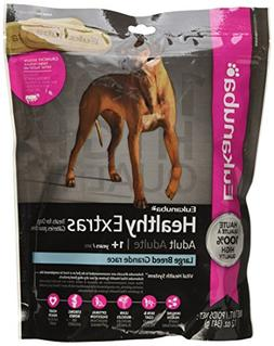 Eukanuba HEALTHY EXTRAS Adult Large Breed Dog Treats 12 Ounc
