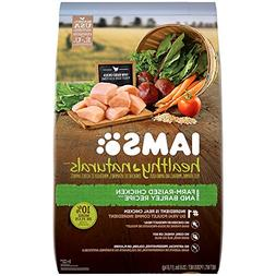 DISCONTINUED: IAMS HEALTHY NATURALS Adult Chicken and Barley