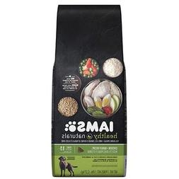 Iams Healthy Naturals Adult Dog Chicken and Barley Recipe Dr