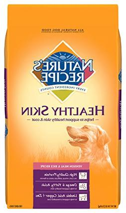 Nature's Recipe® Healthy Skin Adult Dog Food size: 30 Lb